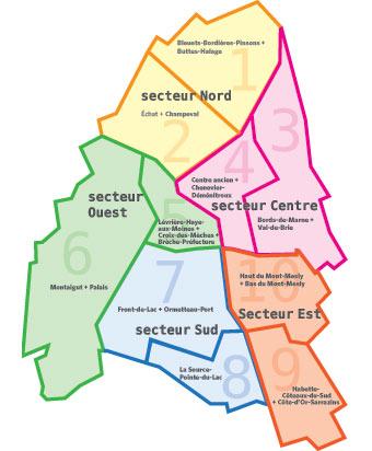 Carte Creteil.Le Lac Et L Ile De Loisirs Integrent Le Nouveau Conseil De