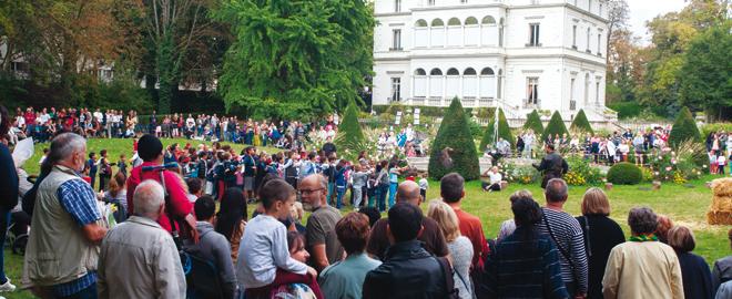 Photo de Parc et Jardin en fête
