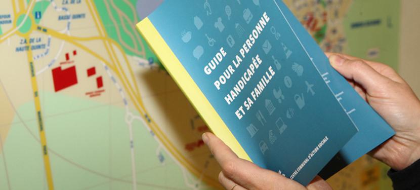 Ville De Creteil Guide Pour La Personne Handicapee Et Sa Famille