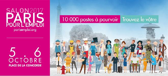 Ville de cr teil forum de recrutement paris pour l 39 emploi for Salon paris pour l emploi 2017