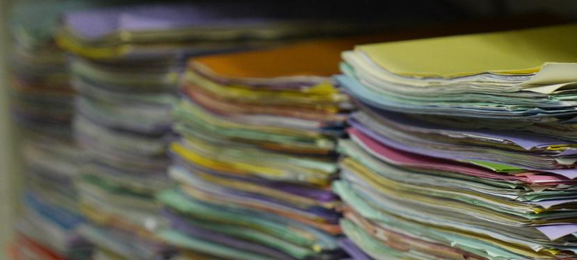 Ville de cr teil conservation de documents administratifs - Conservation papiers administratifs ...